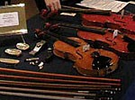 Violin exhibition